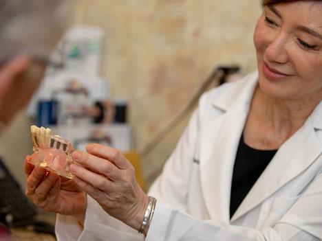 How All-on-4 Dental Implants Work