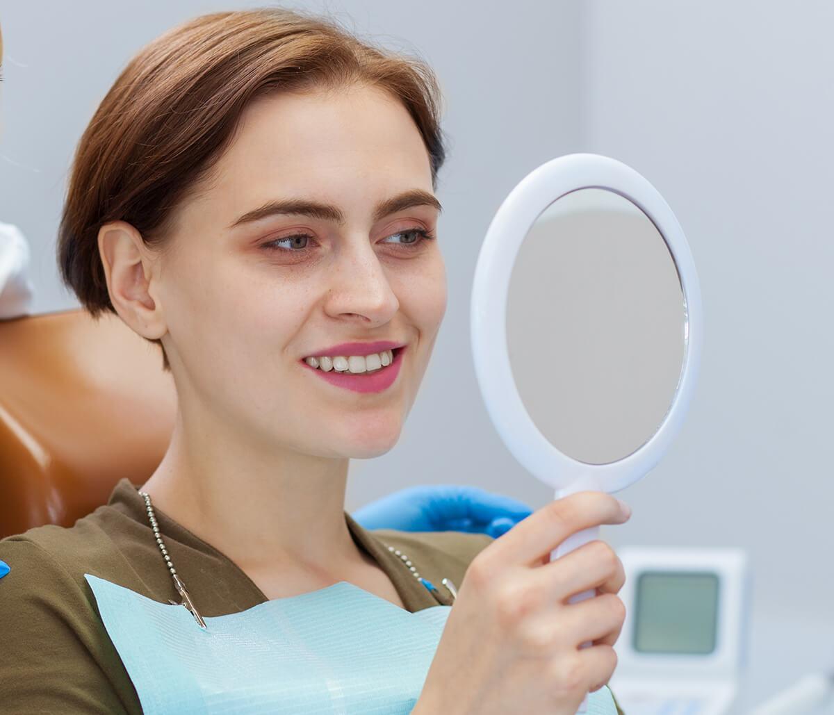 CEREC Dental Crowns AT Dental Health & Aesthetics Center IN Aliso Viejo CA Area